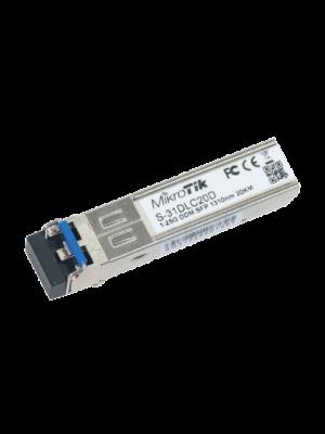 Оптический модуль Mikrotik S+31DLC10D