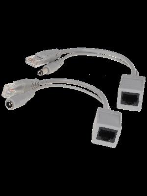 PoE  Инжектор и сплитер universal set AFA-1