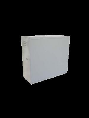 Шкаф настенный антивандальный пенальный SUPRLAN АП-2U-550-С (М)