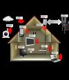 Усилитель сигнала 4G (LTE) LteCom-4GE16D