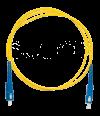 Патч-корд SUPRLAN SC/APC-SC/APC 2м