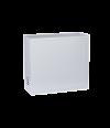 Шкаф настенный антивандальный пенальный SUPRLAN АП-2U-550-С