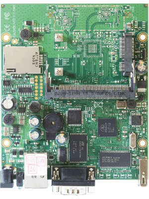 Mikrotik RouterBoard 411U