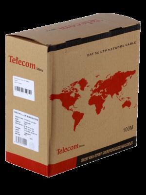Telecom UTP CAT5E Ultra TUS44148E 100м 24AWG/0.51мм