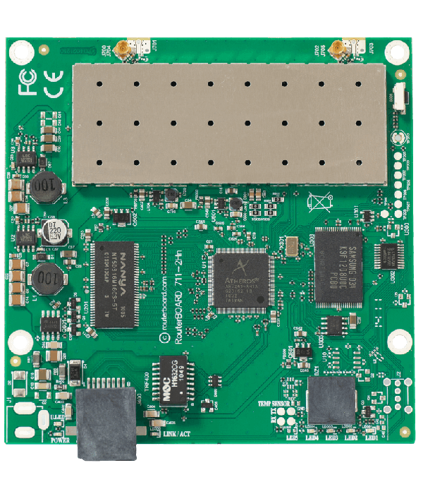 Mikrotik RouterBoard 711G-5HnD