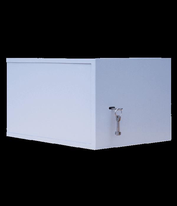 Шкаф настенный антивандальный пенальный SUPRLAN АП-7U-520-С
