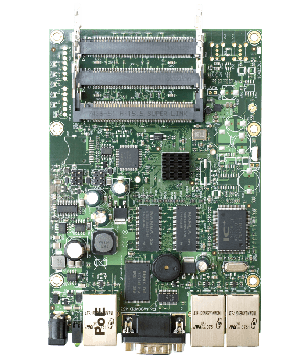 Mikrotik RouterBoard 433