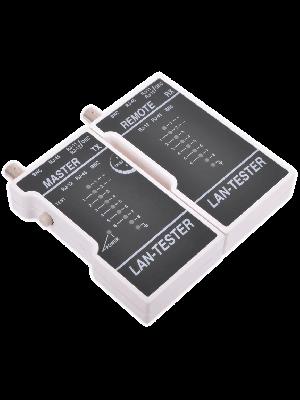 Тестер универсальный LAN-TESTER  LT-100 {BNC/RJ-45/RJ-12/Dec RJ-11