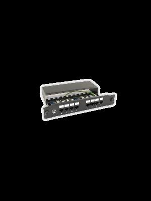 Neomax Патч панель для кабеля STP, 8 портов RJ45, Кат. 6