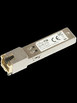 Mikrotik S+RJ10