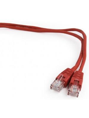 Bion Патч корд UTP кат.5е 0.25м красный CCA , BNPP12-0.25M/R