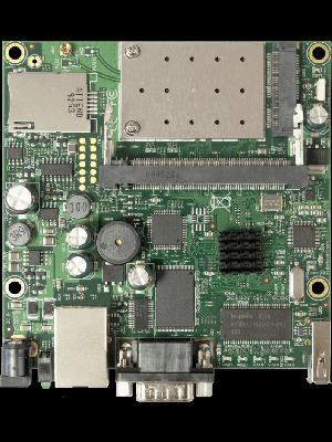 Mikrotik RouterBoard 411UAHR