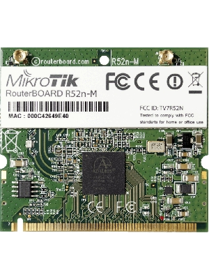 Mikrotik R52n-M