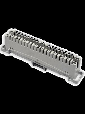 Neomax Плинт неразмыкаемый типа Krone, 10 пар (ECM-10A)