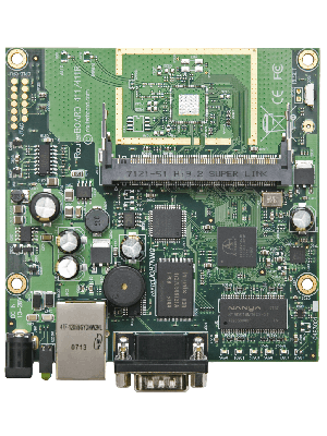 Mikrotik RouterBoard 411AH