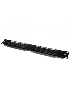 """Neomax Коммутационная панель UTP, 24 порта   RJ-45 cat. 6  19""""  ( 6PLB-24XX )"""