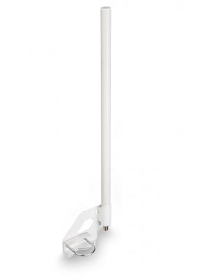 Kroks KC10-2300/2700 Всенаправленная (круговая) 10 дБ 4G/Wi-Fi антенна белая