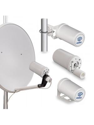 Комплект KSS-Pot MIMO Stick c USB модемом для установки в спутниковую антенну