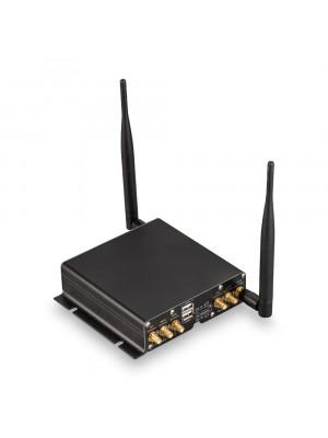 Роутер Kroks Rt-Cse DM mQ-E/EC GNSS 2U с двумя модемами и GNSS приемником