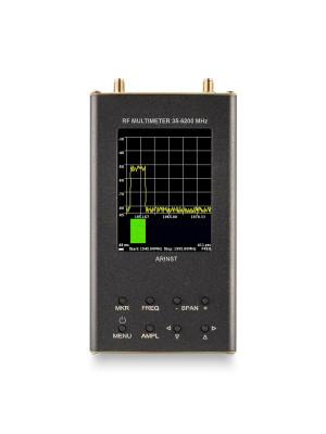 Портативный анализатор спектра с трекинг-генератором Arinst SSA-TG R2s Signal Hunter