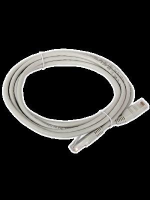 Neomax Шнур коммутационный UTP 5.0м, гибкий, Категория 5е  CCA