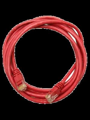 NEOMAX (13001-005R) Шнур коммут. UTP 0.5м, кат. 5е - красный