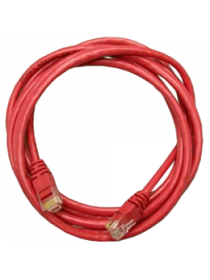 NEOMAX  (13001-015R) Шнур коммут. UTP 1.5 м, кат. 5е - красный