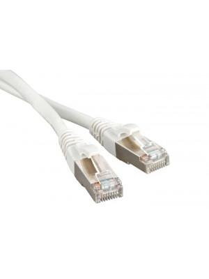 Hyperline PC-LPM-STP-RJ45-RJ45-C5e-1.5M-LSZH-WH