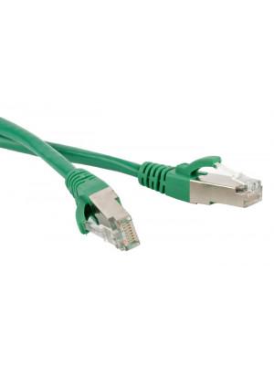 Hyperline PC-LPM-STP-RJ45-RJ45-C5e-3M-LSZH-GN