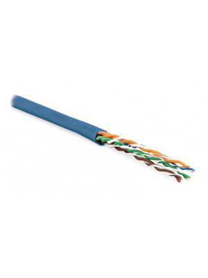 Hyperline UUTP4-C5E-P24-IN-LSZH-BL-100
