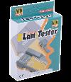 Тестер универсальный LAN-TESTER  LT-200  {RJ-45 разъемы}