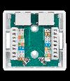 Neomax Розетка   RJ45x2 STP. 8P8C , 2 экр. порт , Кат. 5e (EBXS-28) - LAN Розетка RJ-45