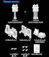 Ubiquiti airFiber 8x8 - Мультиплексор