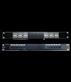 """Neomax Коммутационная панель UTP, 12 портов RJ-45 cat. 5е 19"""" ( EPLH120X ) - Патч-панель"""