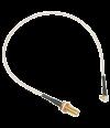 Mikrotik MMCX-RPSMA pigtail - Пигтейл