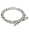 NEOMAX  (NM13001015-GR) Шнур коммут. UTP 1.5м, гибкий, Категория 5е - Патчкорд медный