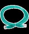 NEOMAX (13001-005G) Шнур коммут. UTP 0.5м, кат. 5е - зеленый - Патчкорд медный