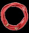 NEOMAX (13001-005R) Шнур коммут. UTP 0.5м, кат. 5е - красный - Патчкорд медный