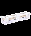 Neomax Коммутационная панель UTP,12xRJ45, настенная cat.5e, пластик ( P89U12D-4) - Патч-панель