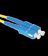 Патч-корд  SUPRLAN SC/UPC-SC/UPC, 1м., SM - Патчкорд оптический