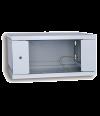 Шкаф настенный телекоммуникационный SUPRLAN ТВ-12U-0604-СР - Телекоммуникационные шкафы, ящики