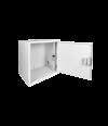 Шкаф настенный антивандальный распашной SUPRLAN АР-9U-600-450-Р - Телекоммуникационные шкафы, ящики