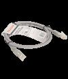 Патчкорд литой  Telecom NA102--1M UTP CAT5E серый 1M
