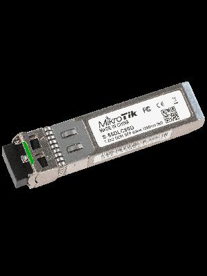 Оптический модуль Mikrotik S-55DLC80D
