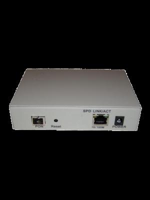 Абонентский адаптер TinTel ONU-E1001