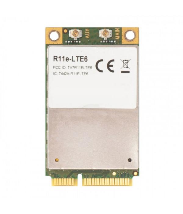 MikroTik R11e-LTE6 - 3G/4G Модем