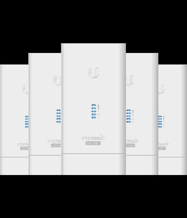 Ubiquiti EtherMagic EndPoint (5 Pack) - Оборудование Powerline