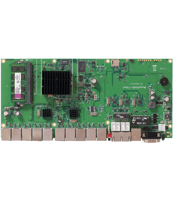 Mikrotik RB1100AH - Маршрутизатор операторский
