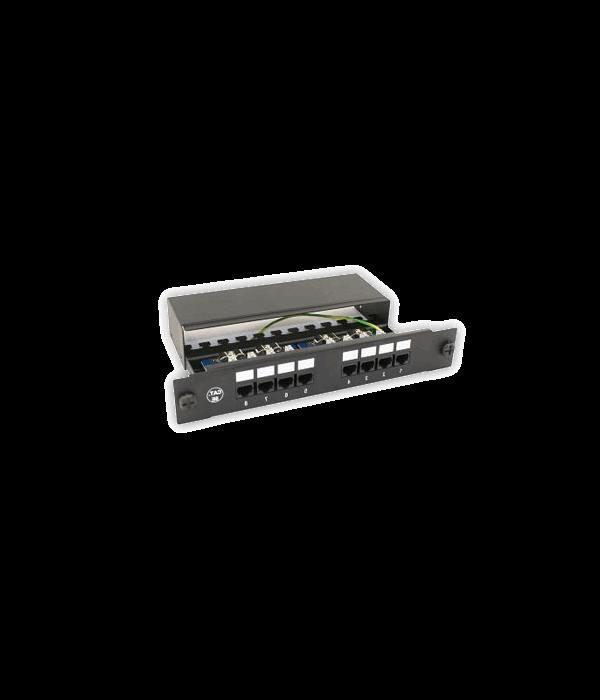 Neomax Патч панель для кабеля STP, 8 портов RJ45, Кат. 6 - Патч-панель