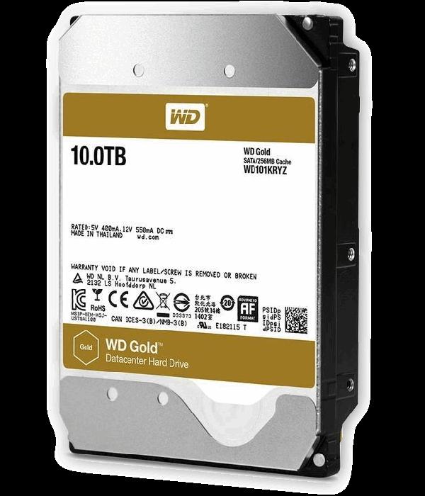 Western Digital WD101KRYZ - Жесткий диск